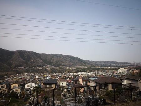 観音禅寺から風景