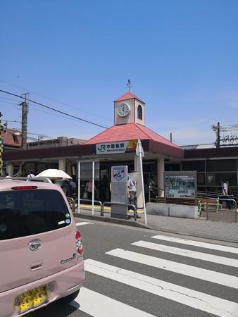 JR中野島駅