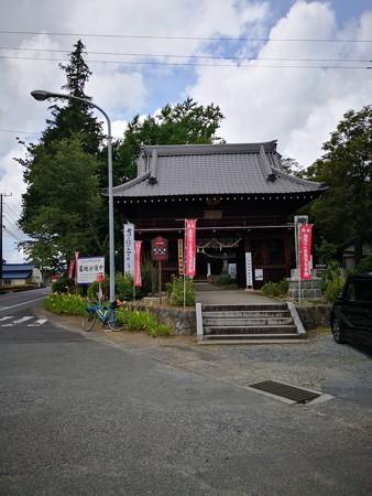 佐竹寺 山門