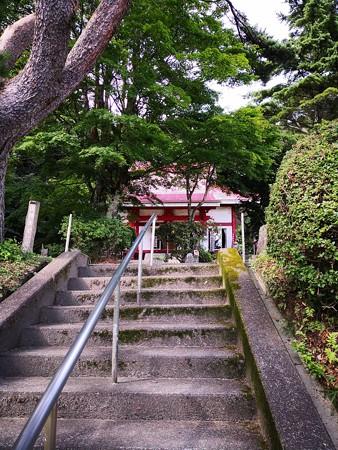 日輪寺 本堂