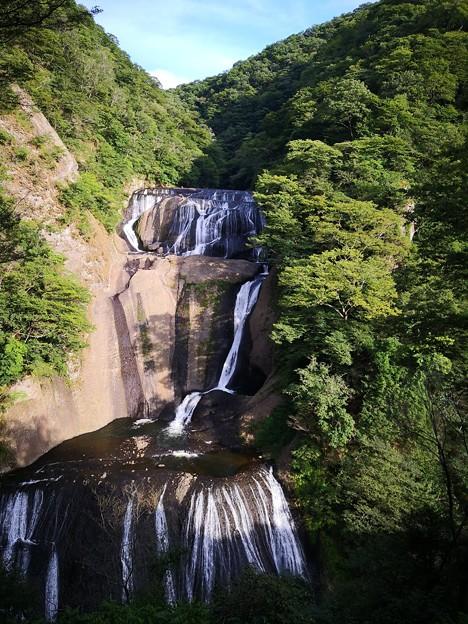 Photos: 袋田の滝 上側(1段目から3段目)