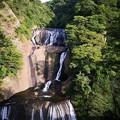 袋田の滝 上側(1段目から3段目)