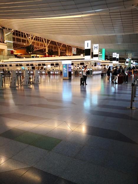 羽田空港国際ターミナル