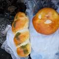 Photos: クリームパンとソーセージパン@Noah