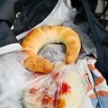 Photos: パリパリムーンとウインナーチーズ(Tantanと』