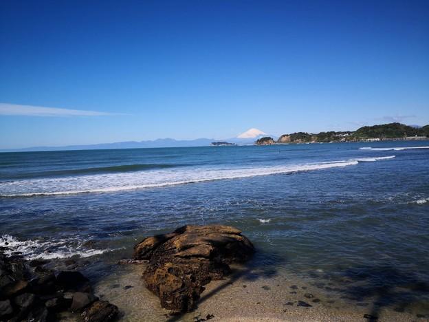 海岸にでてみた絶景@逗子マリーナ