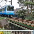 Photos: 江ノ電 稲村ケ崎駅近く