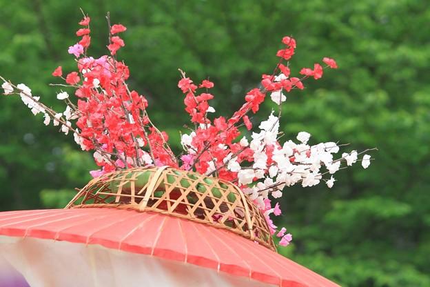 Photos: 風流傘