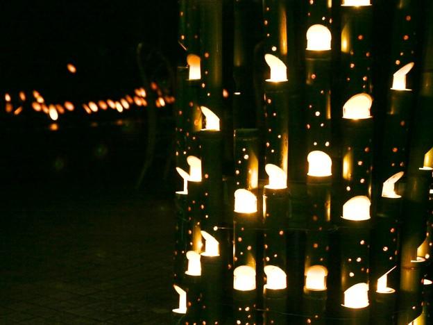 002 100万人のキャンドルナイト2 by ホテルグリーンプラザ軽井沢