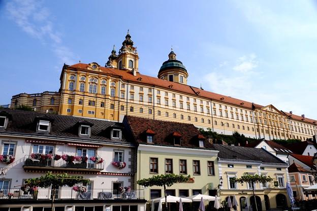 メルク修道院-Melk, Austria