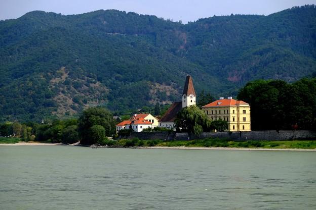 世界遺産の渓谷-Donau, Austria