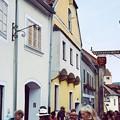 Photos: 多くの観光客-Dürnstein, Austria