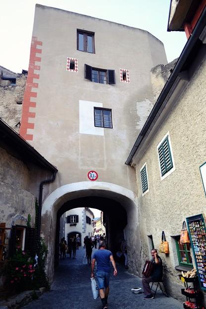 治安の良さ-Dürnstein, Austria