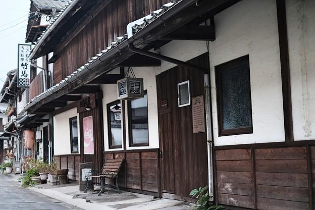 町歩きの楽しさ-大分県臼杵市