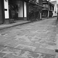 モノクロが似合う町並み-大分県臼杵市