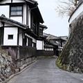 Photos: 歴史を感じる道-大分県臼杵市:二王座