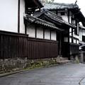 歴史の舞台-大分県臼杵市:二王座