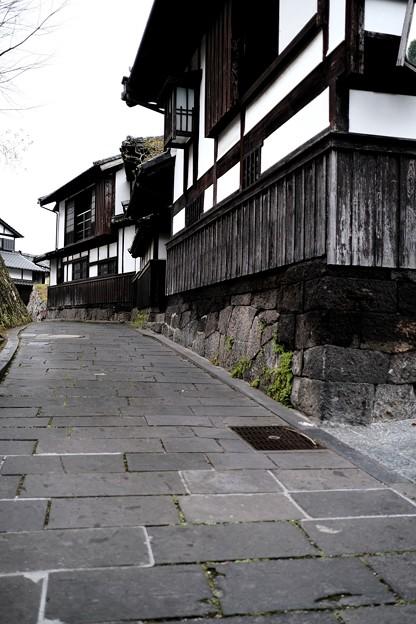 Photos: 寺町を往く-大分県臼杵市:二王座