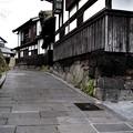 寺町を往く-大分県臼杵市:二王座