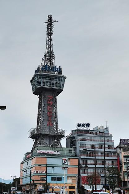 レトロなタワー-大分県別府市:別府タワー