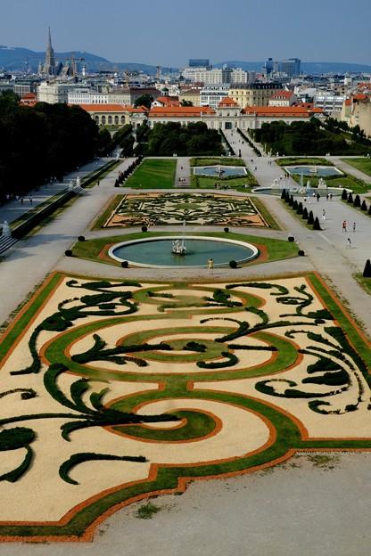 「美しい眺め」-Wien, Austria
