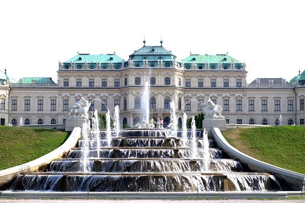 庭園散策-Wien, Austria