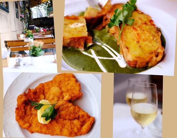 初めて食べるオーストリア料理-Wien, Austria