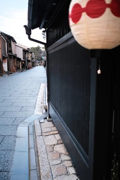 花街散策-京都市上京区:上七軒