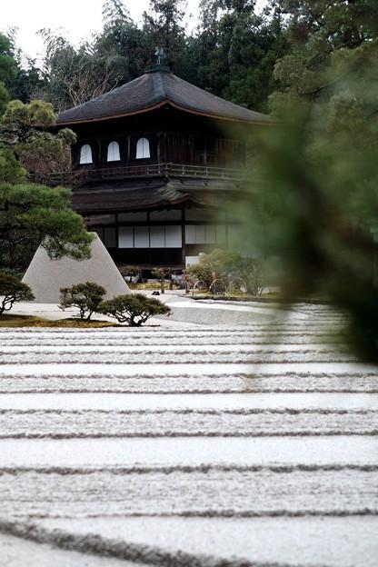 凡将が残した文化-京都市左京区:慈照寺(銀閣寺)
