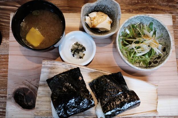 なんとお米が美味いのでしょう-京都市左京区:「御米司 ふみや」