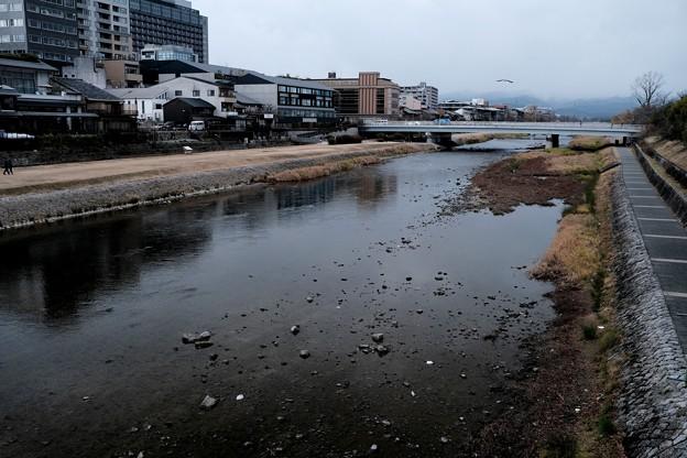 この川があってこそ-京都市東山区:三条大橋