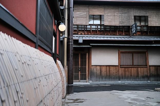 健脚二人-京都市中京区:先斗町