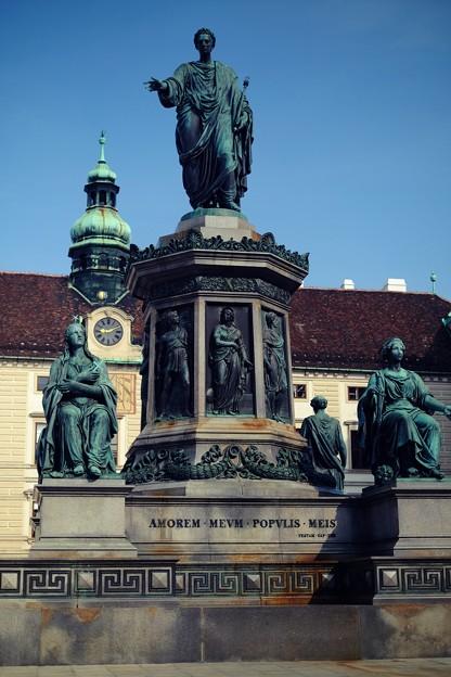 便利なチケットがあるんです-Wien, Austria