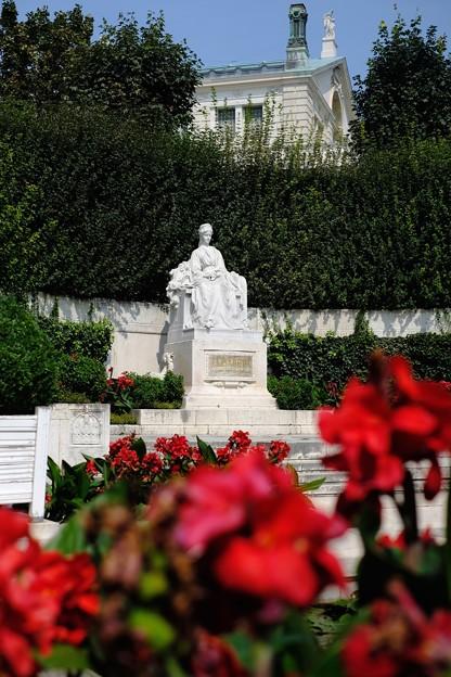 皇妃エリーザベトへの感情-Wien, Austria
