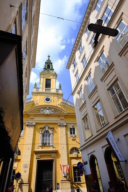 黒死病-Wien, Austria