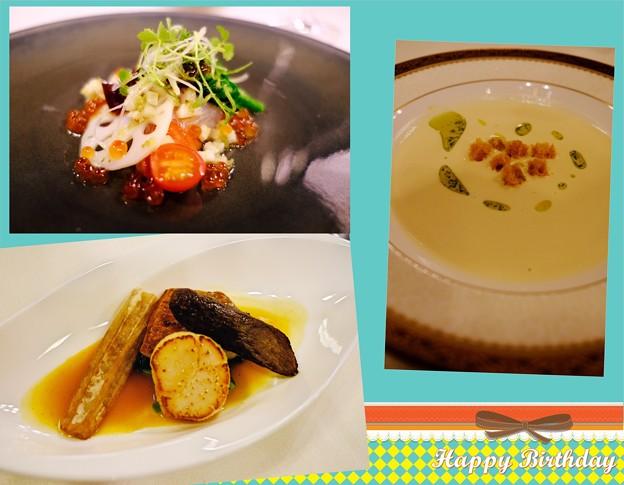 美味しいものを食べられる幸せ-奈良県大和高田市:「ヴェルデ辻甚」