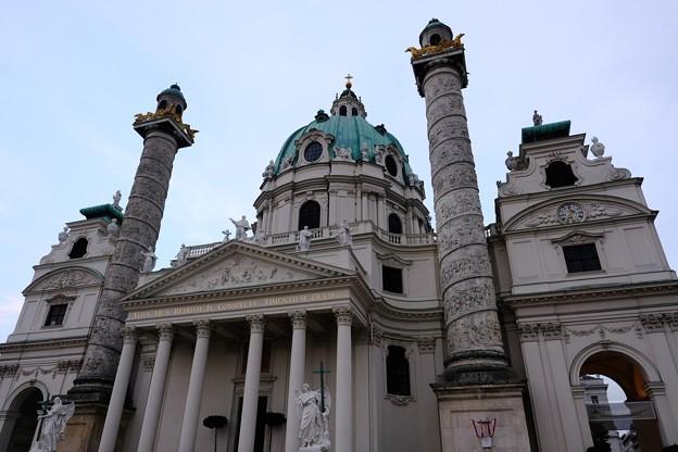 教会のコンサート-Wien, Austria