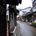 九州は寒い-大分県竹田市