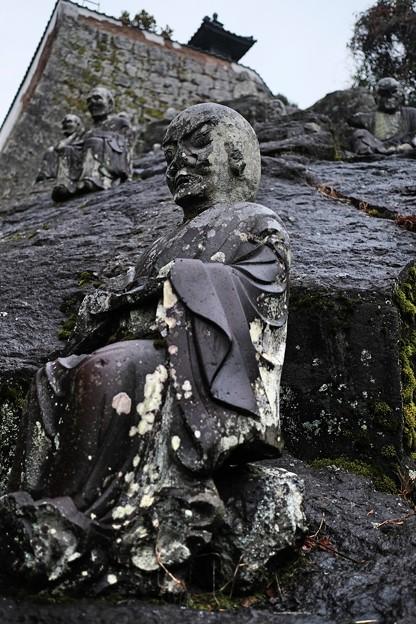 Photos: 羅漢-大分県竹田市