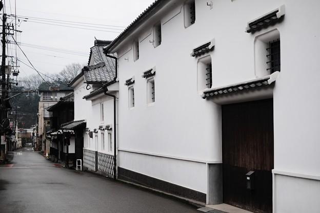 古い町並み-大分県竹田市