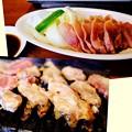 宮崎地鶏を食べました-宮崎県宮崎市