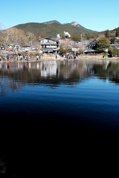 温泉の成功例-大分県由布市:湯布院温泉