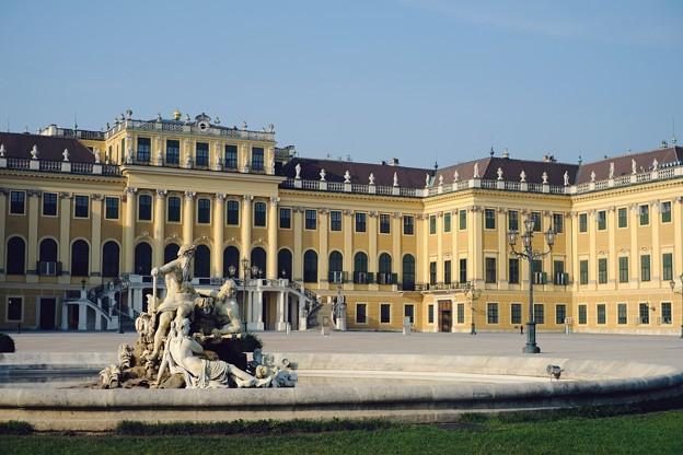 カメラとレンズ-Wien, Austria