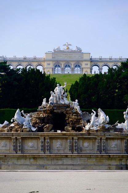 素晴らしき庭園-Wien, Austria