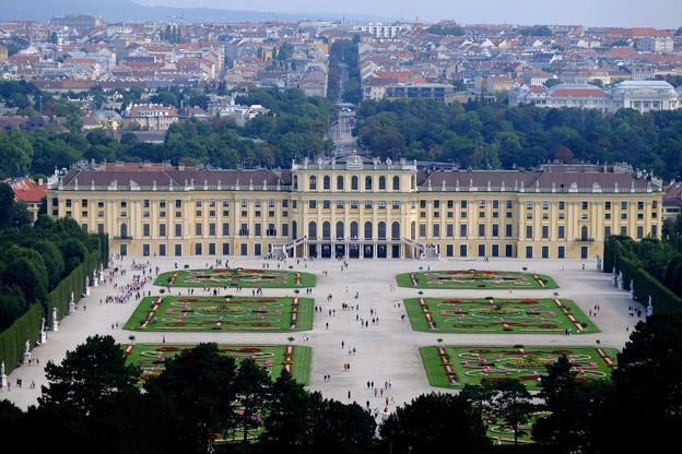 素晴らしき眺望-Wien, Austria