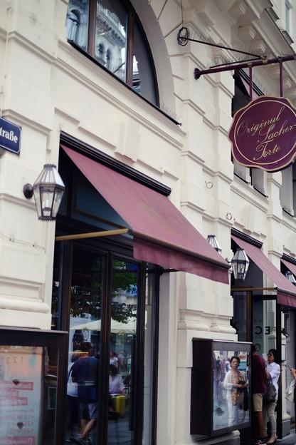 ウィーンのカフェと言えば-Wien, Austria
