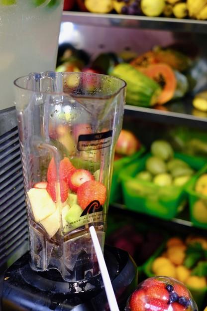 果汁100%-Wien, Austria