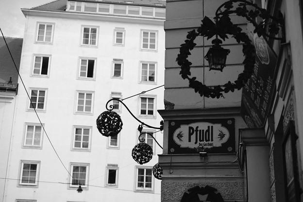 路地裏-Wien, Austria