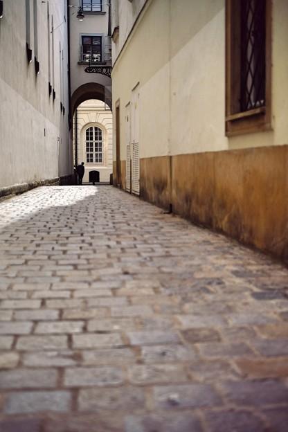 石畳-Wien, Austria