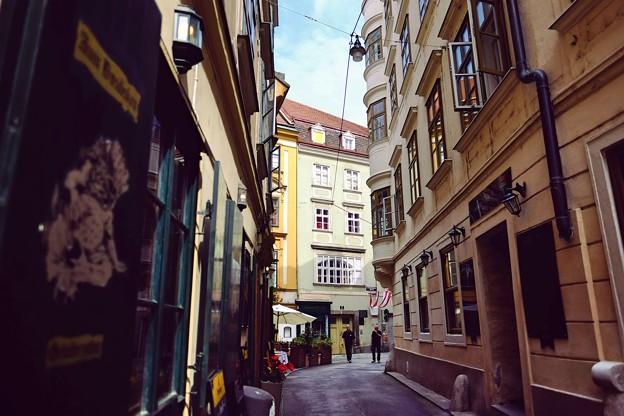 気の向くままに-Wien, Austria